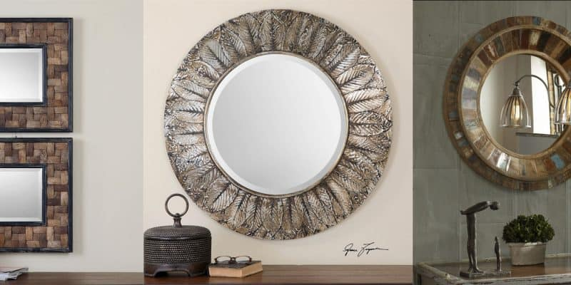 Uttermost mirror frames