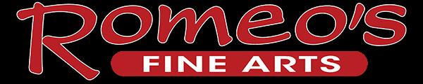 Romeo's Fine Arts logo