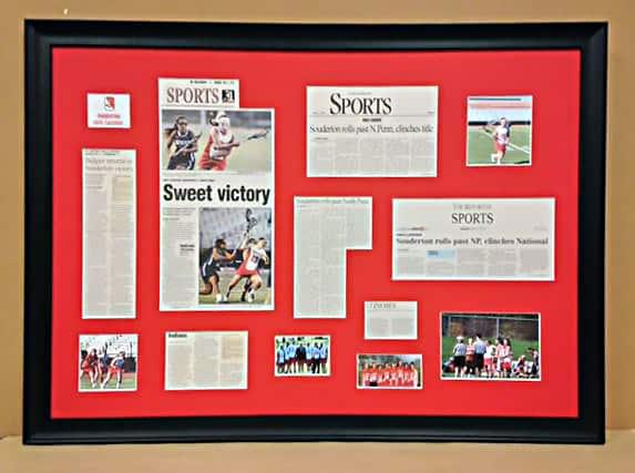 framed-sports-memories